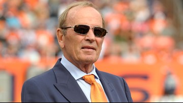 Legendary Denver Broncos owner Pat Bowlen dies at 75