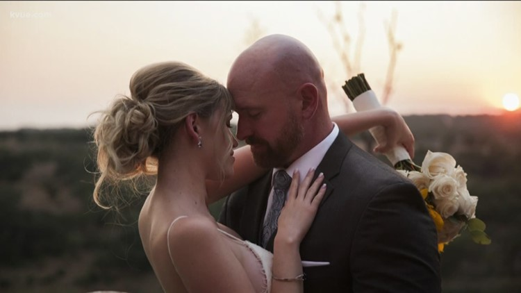 Texas police officer receives wedding, medical help after cancer diagnosis