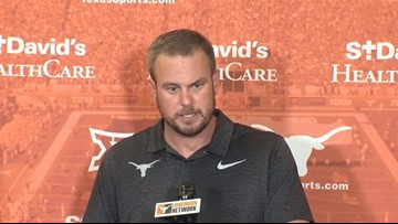 Texas officials decline to comment about UT coach Tom Herman's strip club visit in Florida