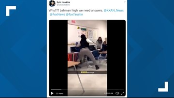 Substitute teacher fired after video shows her fighting with student