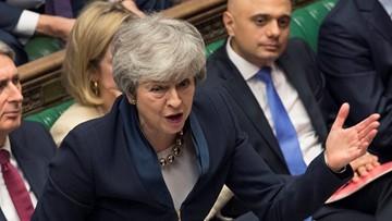 UK Prime Minister Theresa May says she'll resign