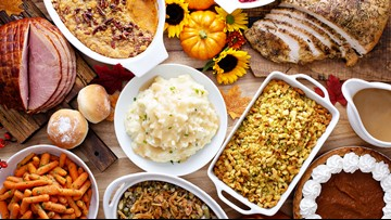 Here's what leftovers you can fly home after Thanksgiving