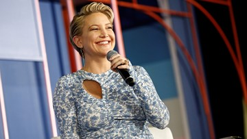 Kate Hudson decides to raise her daughter 'genderless'
