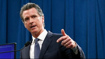 CA governor takes stand for reproductive rights, welcomes women from other states