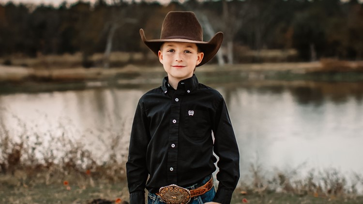 LIVE LIKE LEGEND: Family remembers East Texas 10-year-old who died in rodeo accident