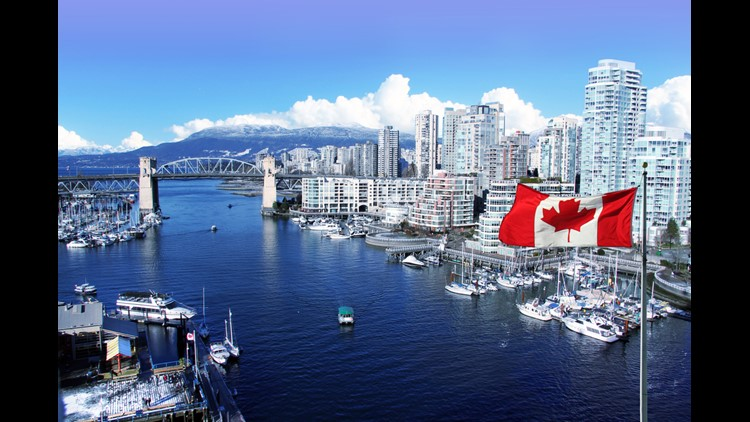 I prefer departing from Vancouver as opposed to Seattle (Photo by Hannamariah/Shutterstock)