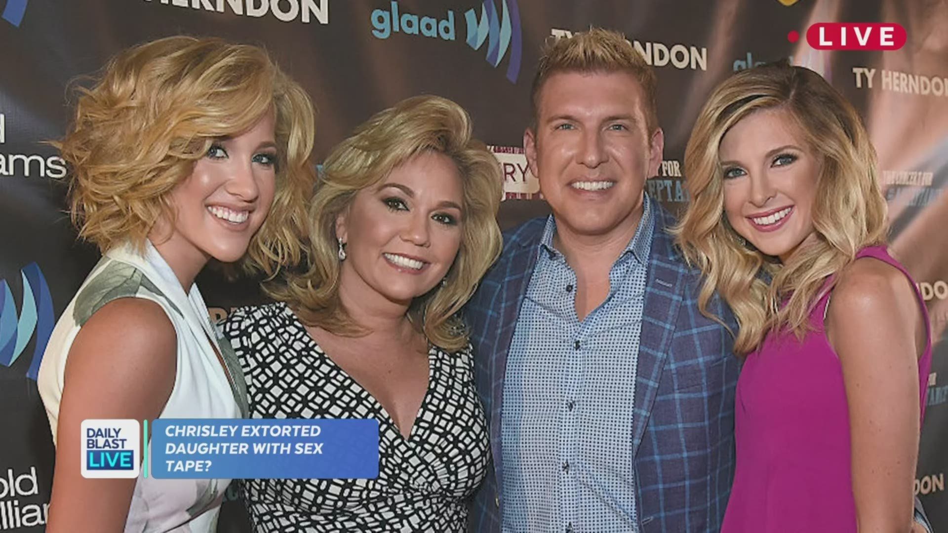 Lindsie Chrisley Sex Tape Extortion Reported In 2017 File Shows