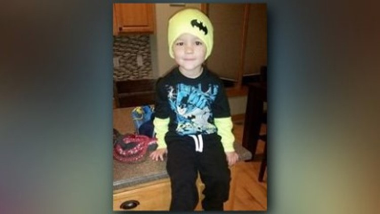 Garrett Matthias, 5, died July 6 after a 9-month battle with cancer.