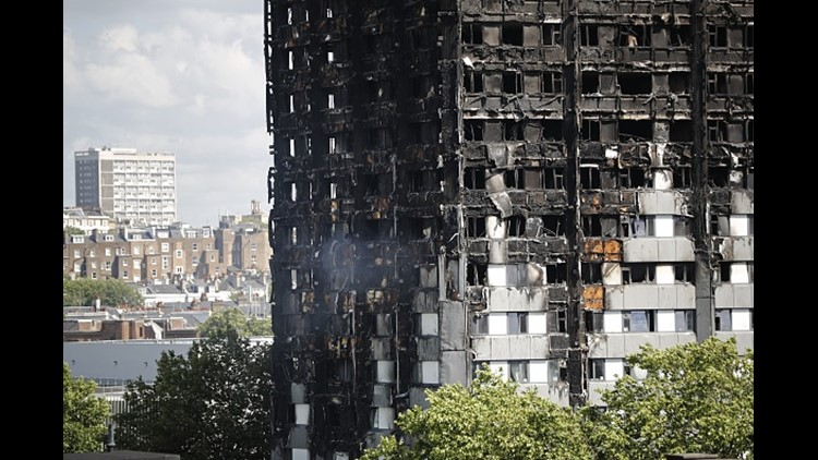 <p>Police Commander Stuart Cundy said that it will take weeks or longer to recover and identify all the victims in the public housing block that was devastated by a fire early Wednesday.</p>