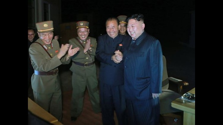 <p>North Korea's statement came after the U.N. Security Council unanimously approved tough new U.S.-drafted sanctions Saturday, including a ban on coal and other exports worth over $1 billion.</p>
