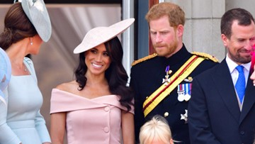 "Meghan Markle bashed for ""inappropriate dress"" and Princess Charlotte steals the spotlight"