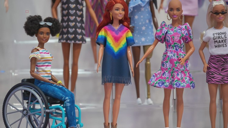 Barbie Pushes for Inclusivity and Diversity with New Dolls
