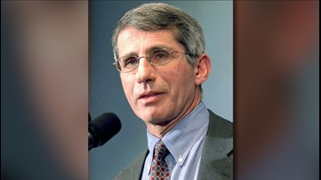 Trump's Leader on Coronavirus Dr. Fauci Predicted 'Surprise Outbreak' in 2017