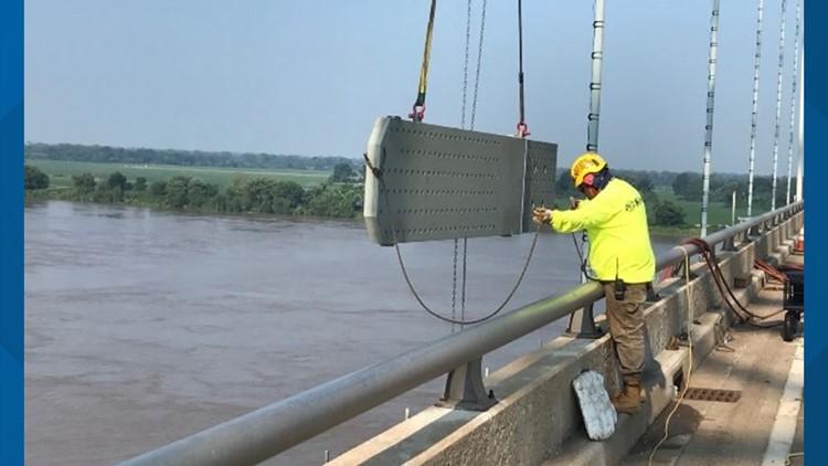 TDOT: 'Getting close' to an opening date for I-40 Hernando de Soto bridge