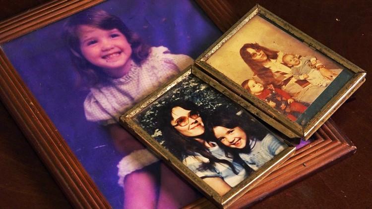 Framed Photos of Paula Dyer victim Irick