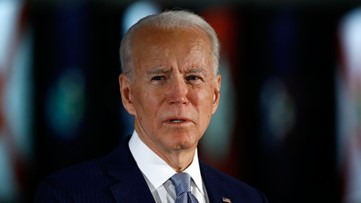Joe Biden on cusp of Democratic nomination after Tuesday primaries
