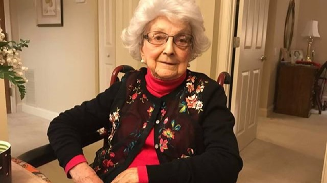'I'm just livin' | NC woman turning 109 years old says she still drinks a glass of wine on Fridays