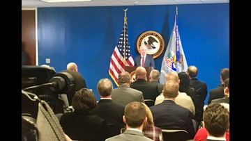 Sessions: New Violent Crime Task Force will be based in Charlotte