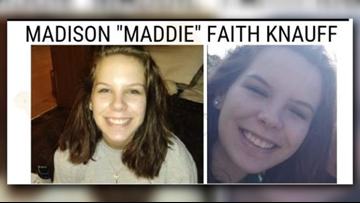 Pregnant teen missing from South Carolina; last seen almost a week ago