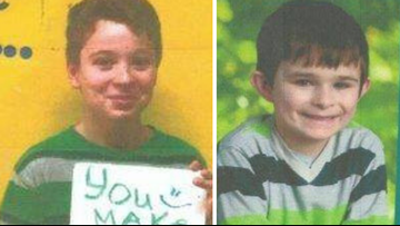 Two Maine boys taken out of state against their will, police say