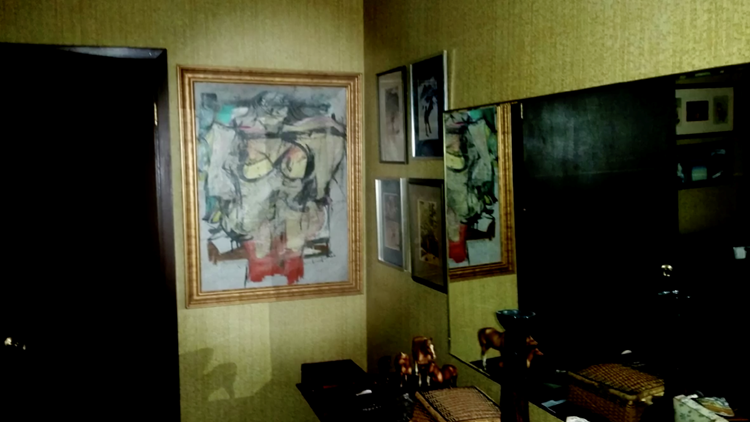 From the archives: Stolen painting worth $165M found behind bedroom door