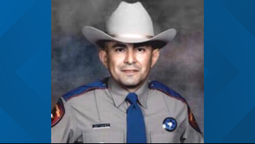 Texas DPS trooper dies nearly five months after being shot in the line of duty