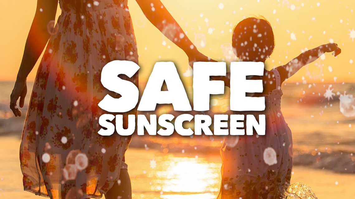 Only two kinds of sunscreen are considered safe and effective | VERIFY