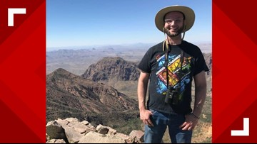 Missing Fort Worth hiker found alive: 'I want to thank anyone who has ushered kind thoughts, love and prayers from around the world'