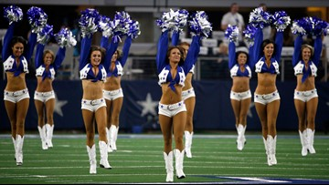 Cowboys settle cheerleader pay dispute, entire squad gets pay raise