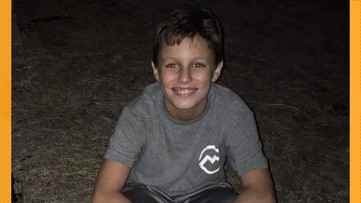 'He is in a better place' says father of 11-year-old hit by car while trick-or-treating