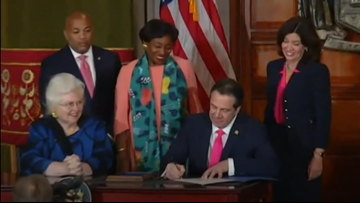 New York Governor signs Reproductive Health Act into law