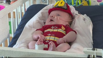 Donations needed to make Halloween costumes for NICU patients at Arkansas Children's Hospital