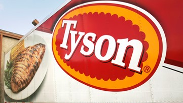 Tyson Foods giving $60 million 'thank you' bonuses to truckers and frontline workers