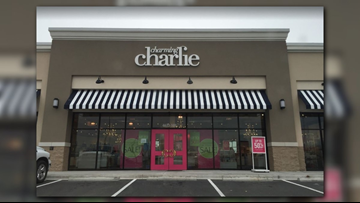 Charming Charlie is going out of business and closing all of its stores