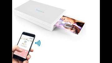Walmart's top deal today: Palm-sized wireless photo printers