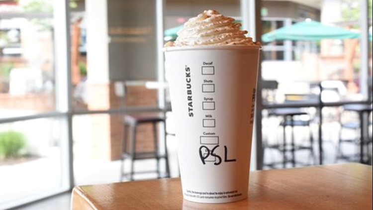 Starbucks' Pumpkin Spice Latte reportedly returns this month