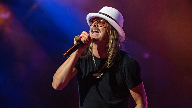 Kid Rock's restaurant in a Detroit sports arena closing after his profane comments
