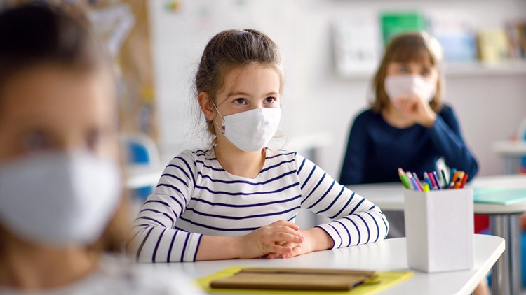 All students should wear masks in school this fall, top pediatrics group says