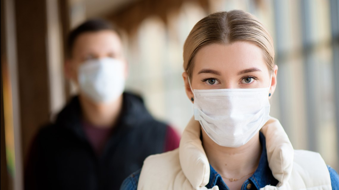Wear fabric masks where coronavirus is spreading: WHO updates guidelines