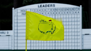 The Masters is re-scheduled for November