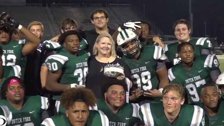Football player who died at start of season named homecoming king by classmates