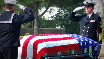 South Carolina funeral home to honor unclaimed veteran