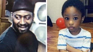 Search on for missing 2-year-old, father after triple murder in Georgia home