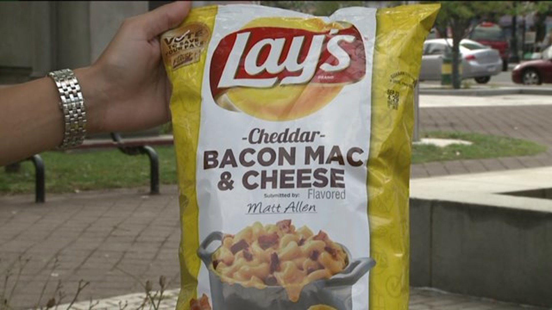 Fort Smith Woman To Be Featured On Lay S Potato Chip Bag Thv11 Com
