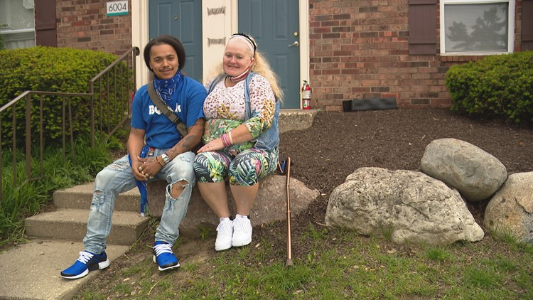 Social media helps son locate biological mother after 20 years apart