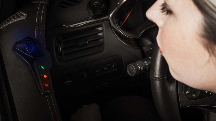 'It's helping save lives' | Vehicles could soon have built-in sensors to prevent drunk driving