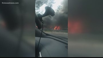 Names released of 5 kids, 2 adults who died in fiery wreck on I-75