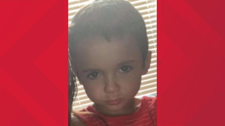 missing 5-year-old alachua kid