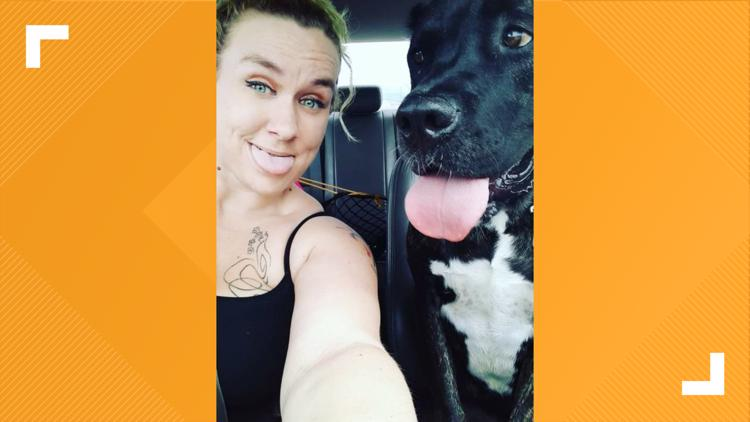 Georgia woman forced to put dog down after she says routine vet visit left him with brain damage