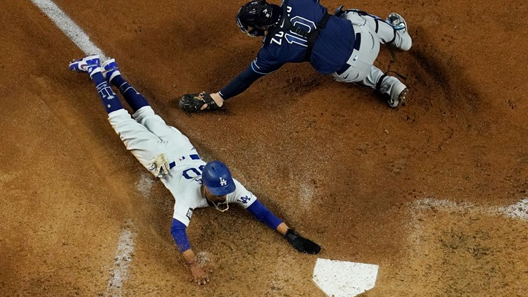 Dodgers, Rays draw record-low World Series TV audience